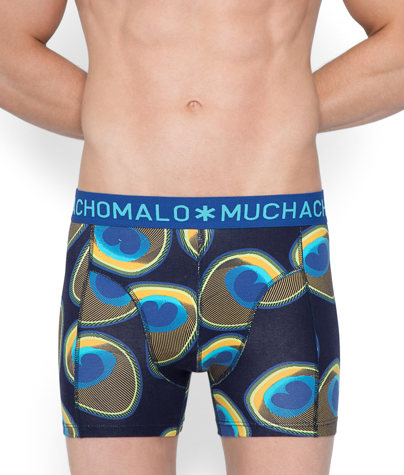 Muchachomalo Proud as a Peacock Boxer Brief