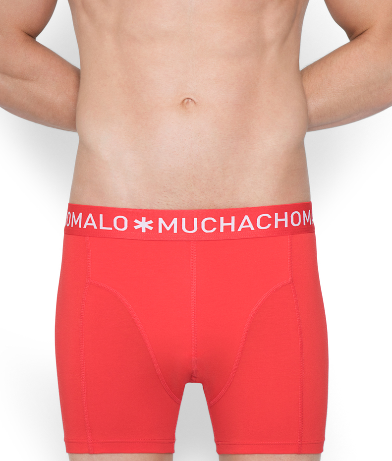 Muchachomalo Solid Boxer Brief