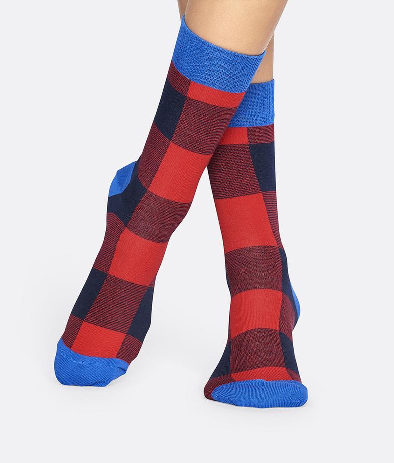 Happy Socks Lumberjack Sock
