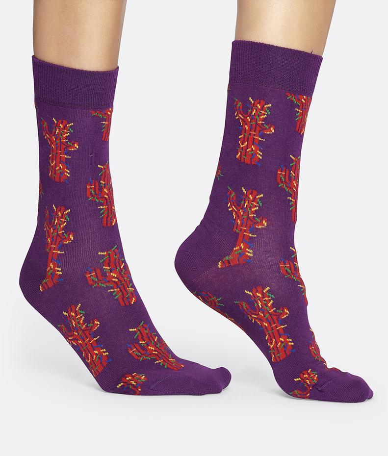 Happy Socks Cactus Sock