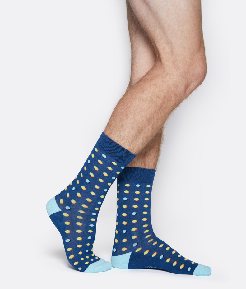 Keep It Simple Socks Dottin' It Up Sock