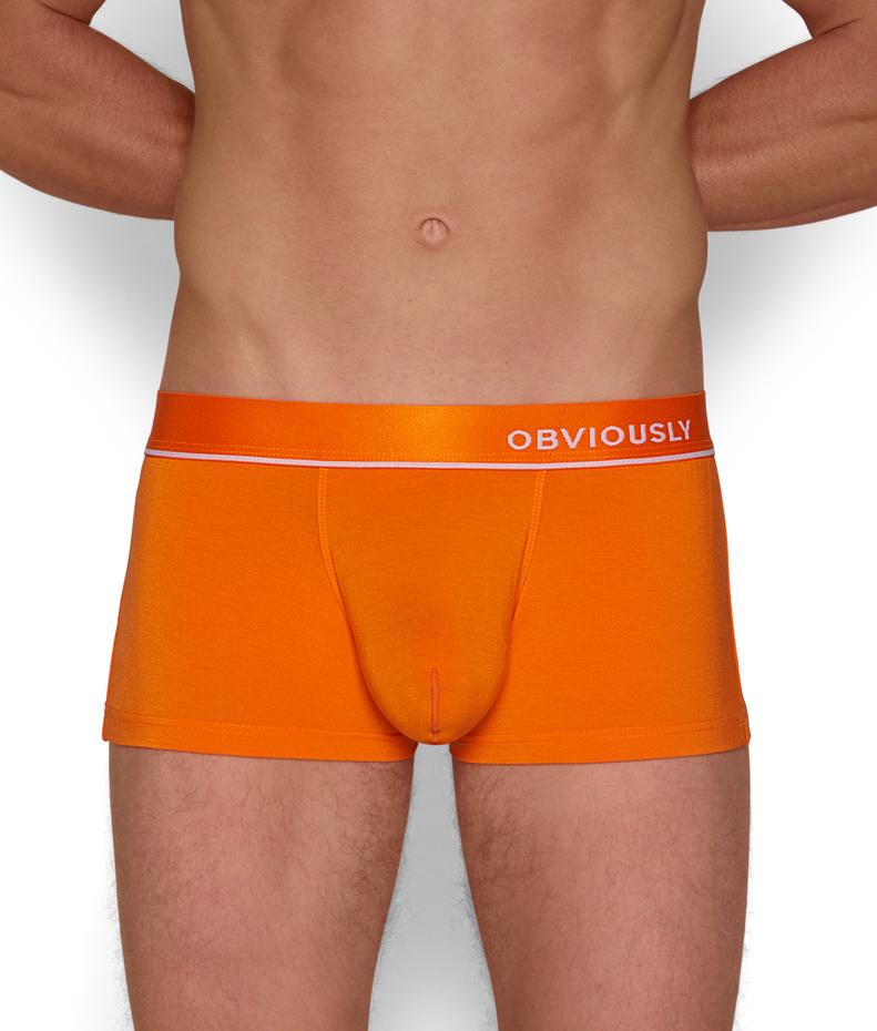 Obviously PrimeMan Orange Trunk