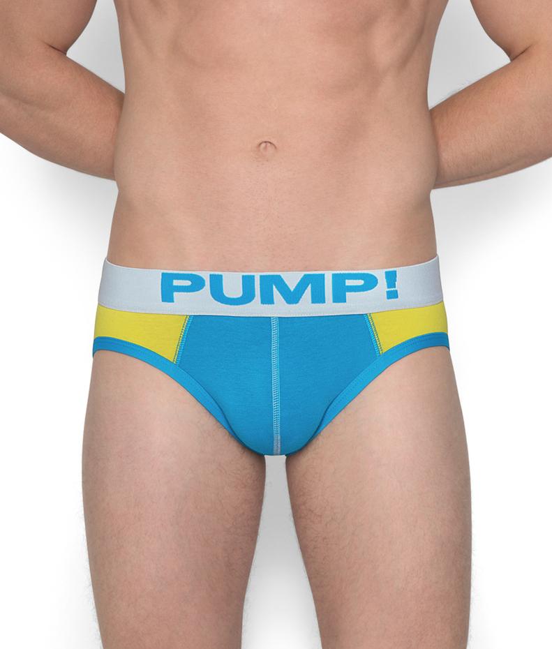 PUMP! Lemon Drop Brief